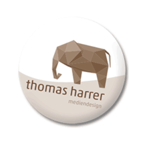 thomas harrer Mediendesign Logo